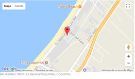 Arriendo temporario de departamento en La serena/coquimbo