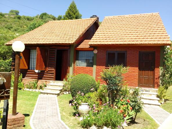 Alquiler temporario de cabaña en Villa carlos paz