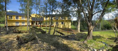 Alquiler temporario de hostería en Calamuchita