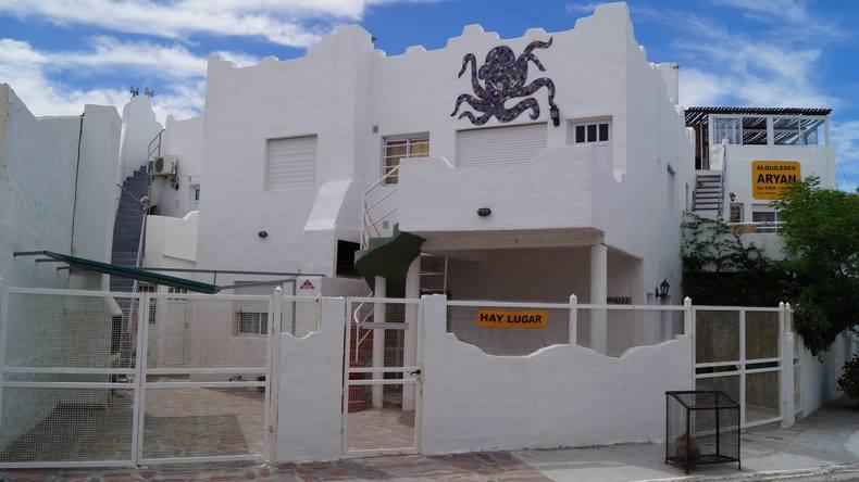 Alquiler temporario de departamento en San antonio