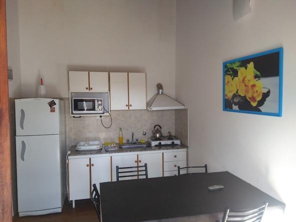 Alquiler temporario de departamento en Mina clavero