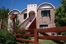 Alquiler temporario de cabaña en Tanti