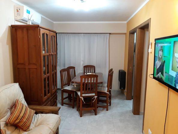 Alquiler temporario de apartamento em Necochea