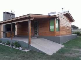 Alquiler temporario de cabaña en Santa mònica de calamuchita