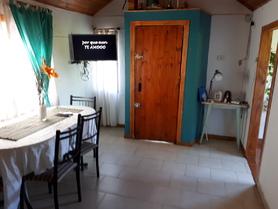 Alquiler temporario de cabaña en La caleta