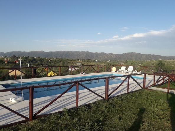 Alquiler temporario de cabaña en Cabañas siquipark