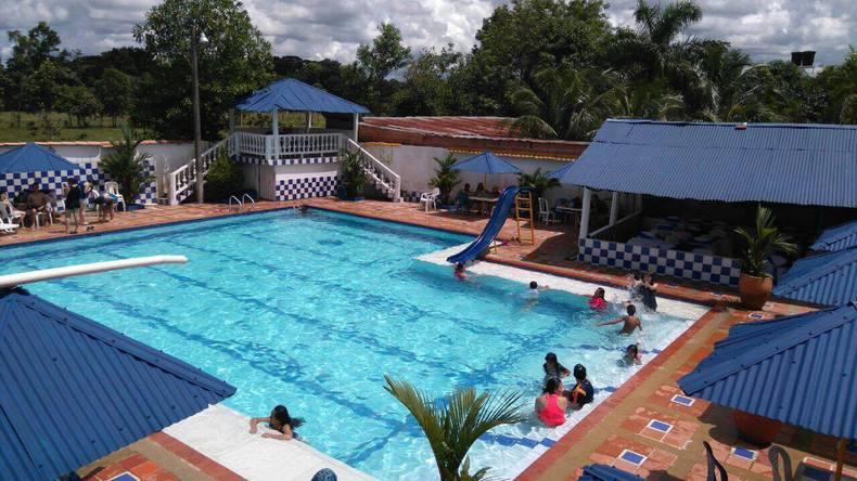 Arriendo temporario de cabaña en Villavicencio