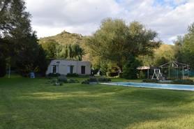 Alquiler temporario de casa quinta en El volcan