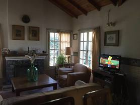 Alquiler temporario de casa en Tandil