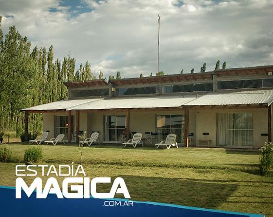 Alquiler temporario de departamento en Malargüe