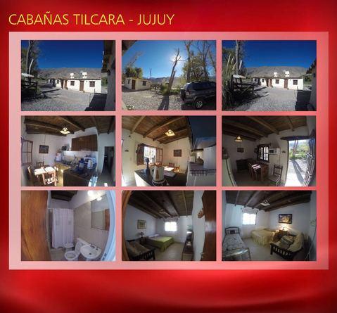 Alquiler temporario de cabaña en Tilcara