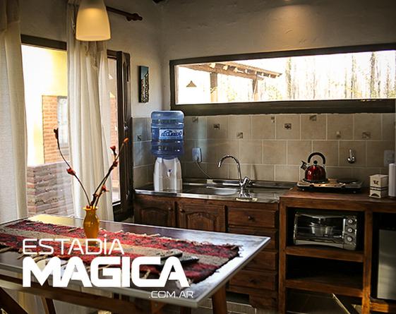Alquiler temporario de cabaña en Malargüe