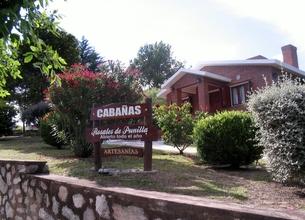 Alquiler temporario de cabaña en Huerta grande - la falda