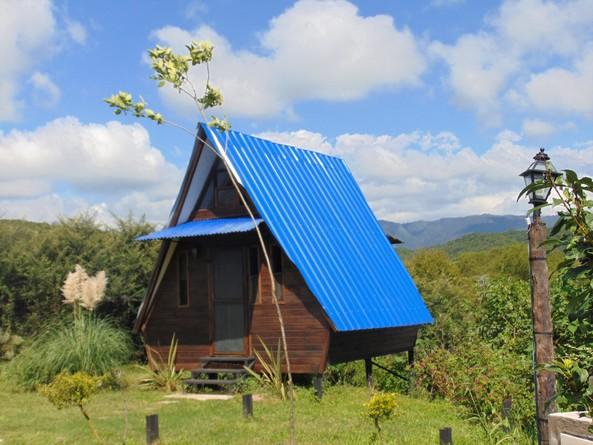 Alquiler temporario de cabaña en San salvador de jujuy