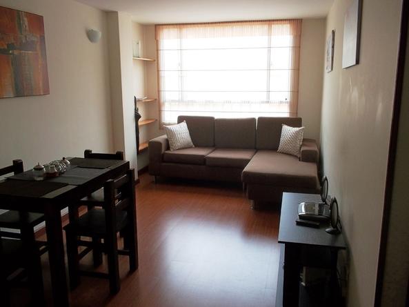 Arriendo temporario de departamento en Bogotá