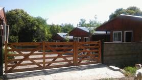Alquiler temporario de cabaña en Huerta grande
