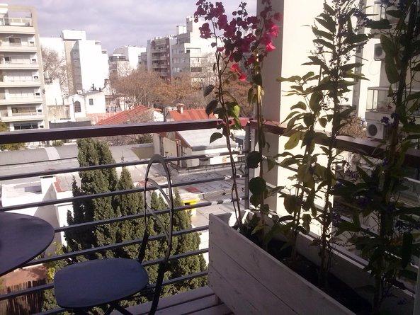 Alquiler temporario de departamento en Comuna 14