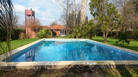 Alquiler temporario de casa quinta en Villa rosa, pilar