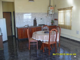 Alquiler temporario de departamento en Bahia san blas