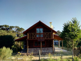 Alquiler temporario de cabaña en Puerto la paloma