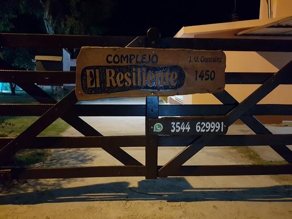 Alquiler temporario de departamento en San alberto
