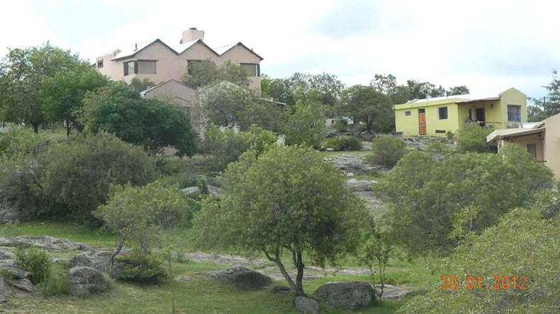 Alquiler temporario de cabaña en Tanti, camino a flor serrana, 14 km de carlos paz