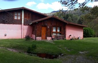 Alquiler temporario de casa en Cushamen