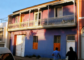 Arriendo temporario de casa en Valparaíso