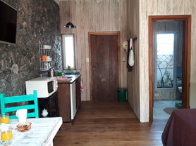 Alquiler temporario de cabaña en Col. chapadmalal