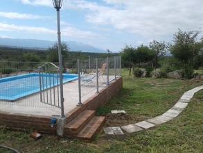 Alquiler temporario de cabaña en San alberto