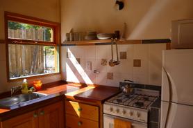 Alquiler temporario de cabaña en El bolson