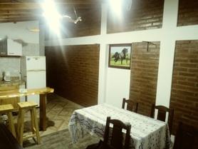Alquiler temporario de cabaña en Merlo