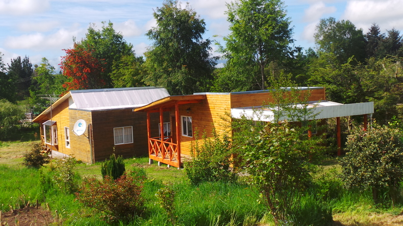 Arriendo temporario de cabaña en Panguipulli