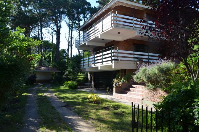 Alquiler temporario de casa en Pinamar - pinamar