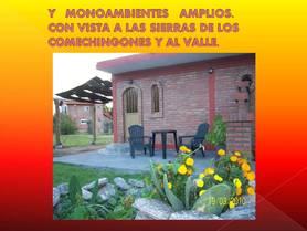 Alquiler temporario de casa en Carpinteria