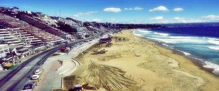 Arriendo temporario de hotel en Viña del mar
