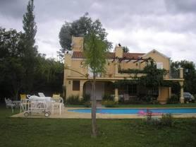 Alquiler temporario de casa quinta en San lorenzo castellanos