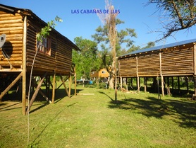 Alquiler temporario de cabaña en Caba