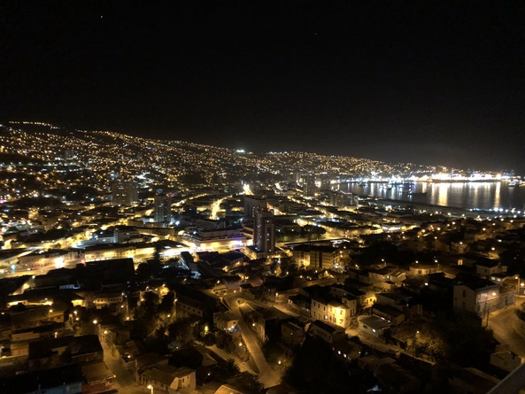 Arriendo temporario de departamento en Valparaiso