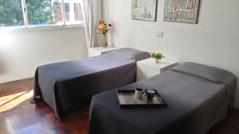 Alquiler temporario de departamento en Palermo