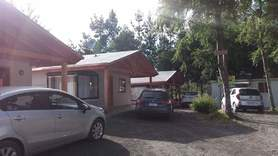 Arriendo temporario de cabaña en Licanray