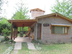 Alquiler temporario de cabaña en Villa ciudad parque los reartes