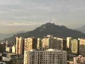 Arriendo temporario de departamento en Santiago