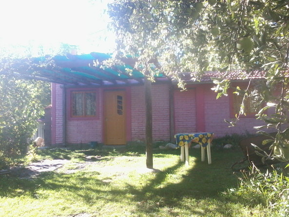 Alquiler temporario de casa en Tunuyan-manzano historico