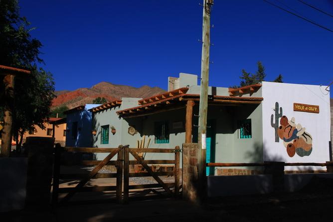 Alquiler temporario de cabaña en Uquia