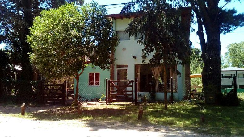 Alquiler temporario de cabaña en Santa teresita