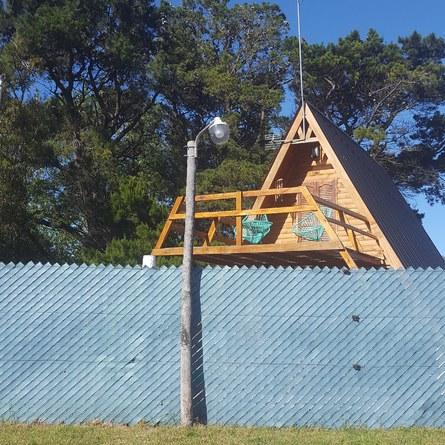 Alquiler temporario de cabaña en Quequén