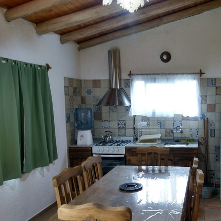Alquiler temporario de cabaña en Lujan