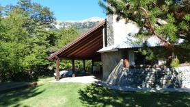 Alquiler temporario de cabaña en Moquehue