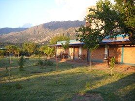 Alquiler temporario de cabaña en Chacabuco